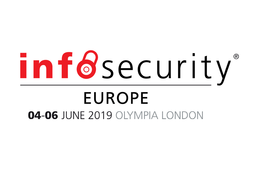 InfoSecurity Europe 2018 logo