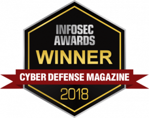 Infosec Awards 2018, Winner