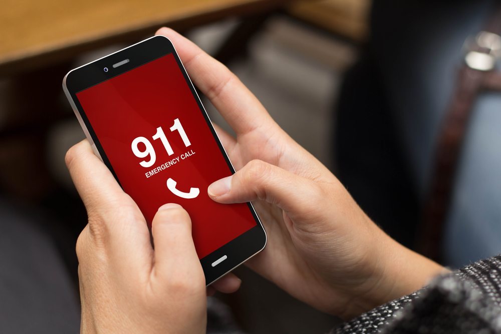 Local Police Department 911 Lines Being Hacked